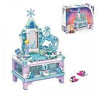 """Конструктор Bela (Lari) """"Disney Princess"""" (11469) Шкатулка Эльзы, 303 детали - Аналог Принцессы Дисней"""