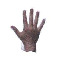 Перчатки виниловые одноразовые р-р L | Жентианг Сухуи Латекс Продактс Ко., Лтд., 10%