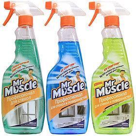 Средства для мытья стекол