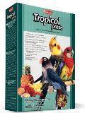 Padovan Tropical patee , 700 гр. Комплексный фруктовый корм для средних попугаев