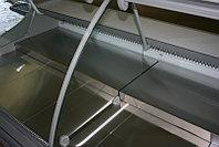 Делитель стеклянный стационарный высокий с крепежом для В75.Альтаир ВС/ВУ75 (куб.)