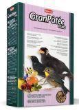 Padovan Grandpatee FRUITS 1кг корм для насекомоядных птиц, майн и других птиц