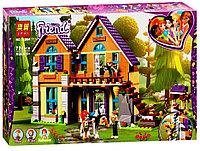 Серия конструктора Lari Friends «Дом Мии, подружки»