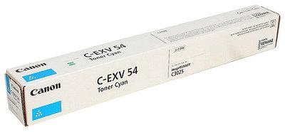 Картридж Canon C-EXV54 C (1395C002)