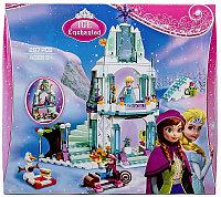 Серия конструктора Bela Принцессы «Холодное сердце, ледяной замок Эльзы»