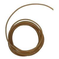 Трубка силиконовая MAD Silicone Tube (52118=BROWN 0.75mm)
