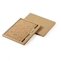 Блокнот с ручкой,Set Minsor, , , 346395