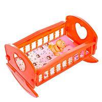 Кровать-качалка для кукол «Мини»