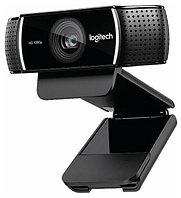 Веб-камера Logitech HD C922 Pro Stream - Черный