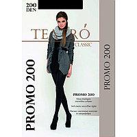 Колготки женские Promo 200, цвет чёрный (nero), размер 4