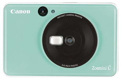 Цифровая камера Canon Zoemini C - Голубой - Белый