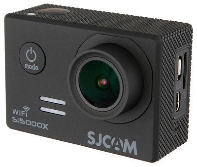 Экшн-камера SJCAM SJ5000X Elite - Черный