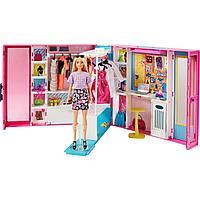 Barbie Игра с модой Гардероб мечты GBK10