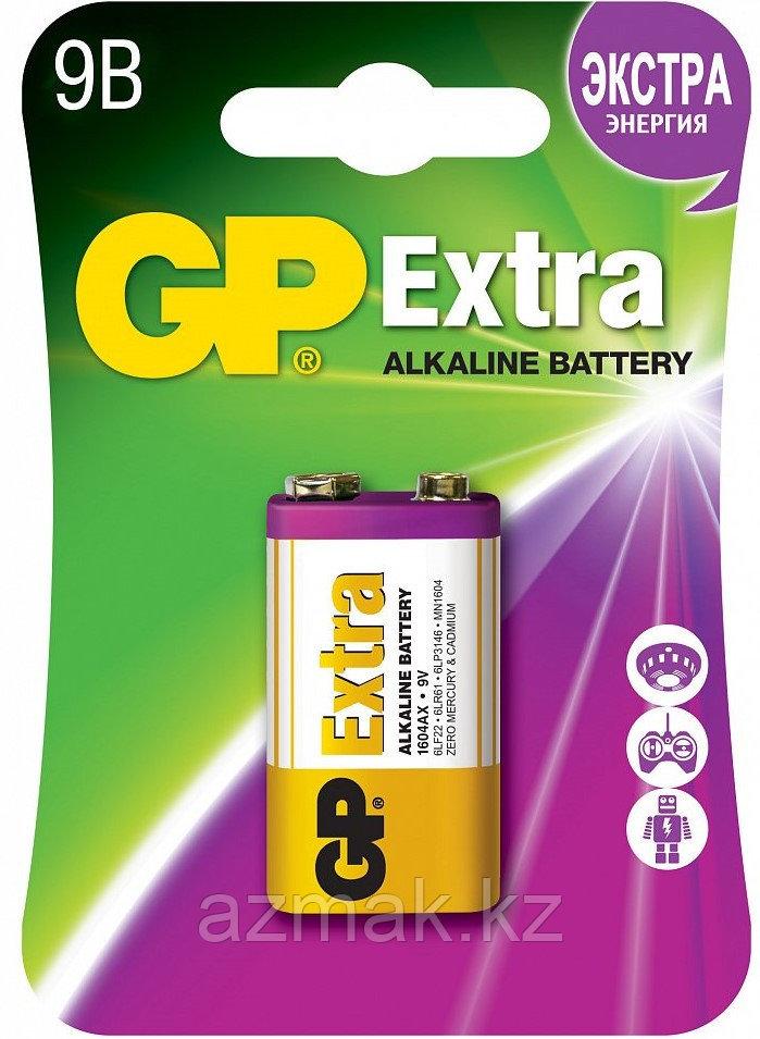 Батарейки Крона GP EXTRA (1604AX-5CR1)
