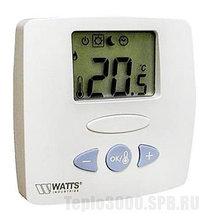Термостат комнатный WATTS WFHT-LCD с датчиком температуры пола