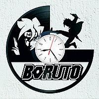 Настенные часы Boruto: Naruto Боруто: Наруто, подарок фанатам, любителям, 2160