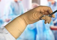 Перчатки PROTEXIS LATEX MICRO хир.стер.н/о с нитрил покрытием 8,5 Т85Х | Cardinal Health, США, 10%