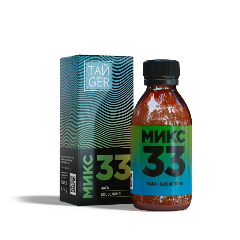 Микс33 ТАЙGER