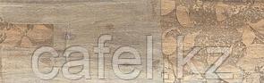 Керамогранит под дерево 18,5x60 - Floralwood   Флоралвуд темно-коричневый