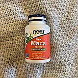 Now Foods Мака перуанская, адаптоген 750 мг. 90 капсул, фото 5
