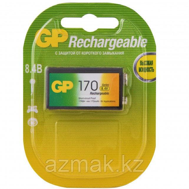 Аккумуляторы GP 17R8H-2CRU1