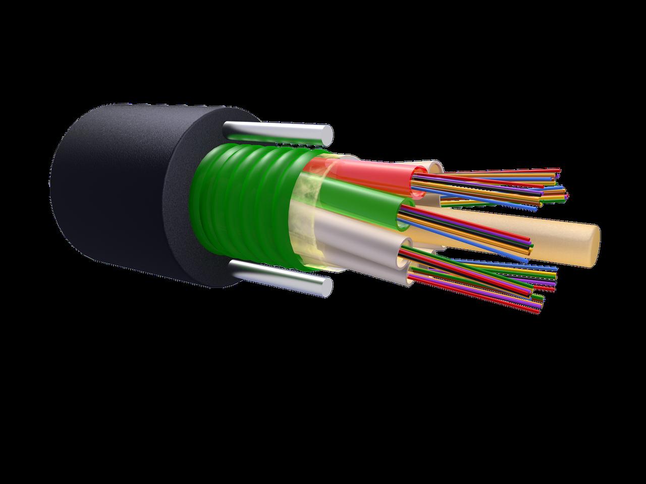 Оптический кабель для прокладки в канализацию ОКСЛ-М4П-А16-2.5 (волокно Corning)