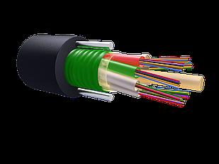 Оптический кабель для прокладки в канализацию ОКСЛ-М4П-А36-2.5 (волокно Corning)