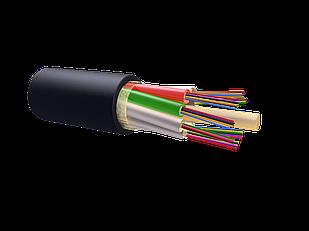 Оптический кабель для прокладки в пластмассовый трубопровод ОК-М6П-А4-2.7 (волокно Corning США)