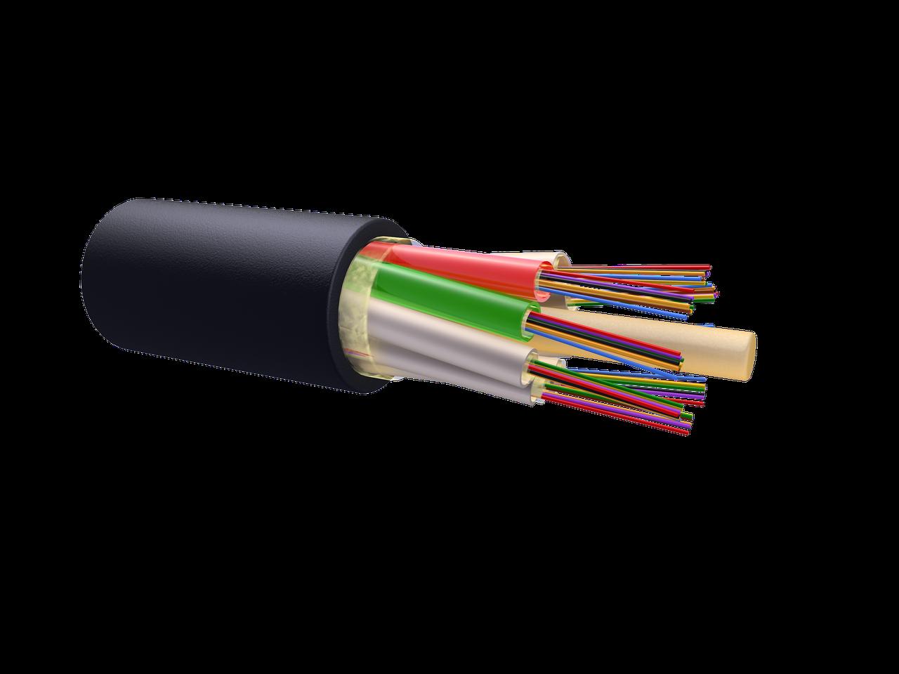 Оптический кабель для прокладки в пластмассовый трубопровод ОК-М6П-А4-3.1 (волокно Corning США)