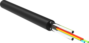Оптический кабель ОК/Д2-Т-С12-1.0 (К) подвесной самонесущий (волокно Corning США)