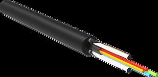 Оптический кабель ОК/Д2-Т-С4-1.5 (К) подвесной самонесущий (волокно Corning США)