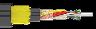 Оптический кабель ОКА-М6П-А8-4.0 подвесной самонесущий (волокно Corning США)