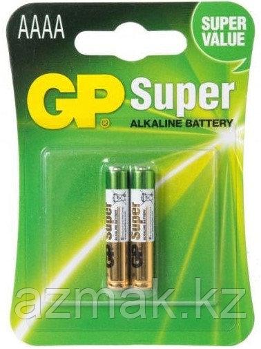 Батарейки GP SUPER Alkaline 25A-2CR2