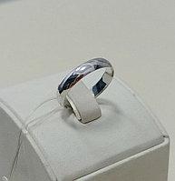 Обручальное кольцо / серебро / 15,5 размер