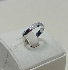 Обручальное кольцо / серебро / 17,5 размер