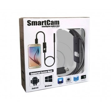 Эндоскоп Android and PC Endoscope 5м