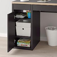 MICKE МИККЕ Письменный стол 105x50 см, фото 7