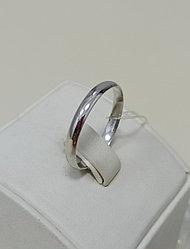 Обручальное кольцо / серебро / 21 размер