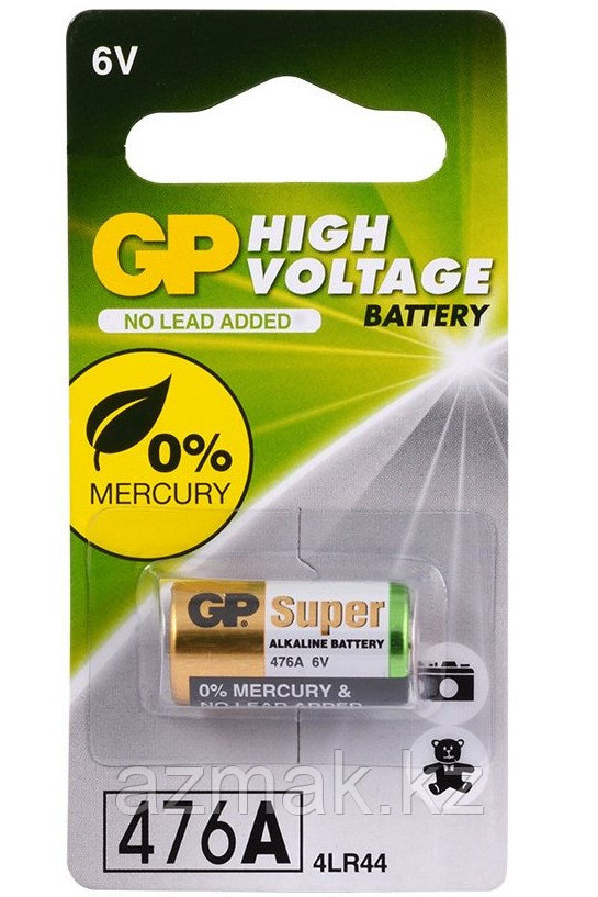 Батарейки GP 476AFRA-2C1