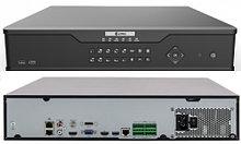 NVR308-64E-B - 64-х канальный сетевой видеорегистратор с поддержкой записи 12MP, видеоаналитикой и 8