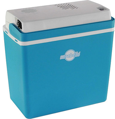 Холодильник EZETIL E-24 MIRABELLE аквамарин/белый R 30412