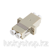 Адаптер А-Оптик LC/UPC-LC/UPC MM Duplex