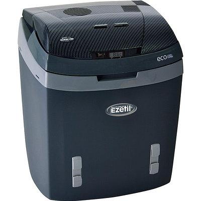 Холодильник EZETIL E-3000A AES+LCD карбон/темно-серый R 30408