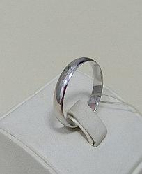 Обручальное кольцо / серебро / 23,5 размер
