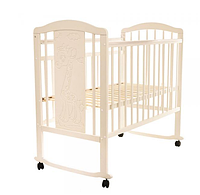 Кровать детская Pituso Noli Жирафик