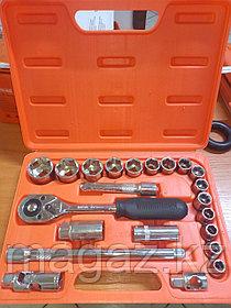 Набор инструмента из 22 предметов в комплекте пластиковый кейс