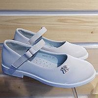 Туфли белые 28-31 для девочек