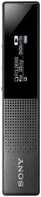 Диктофон цифровой Sony ICD-TX650 Black