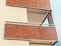 HPL балконные перегородки (материал)