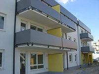Балконные перегородки из HPL пластика